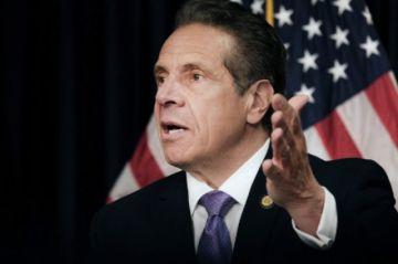 Gobernador de Nueva York Andrew Cuomo renuncia tras acusaciones de acoso sexual