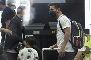 Leo Messi rumbo al París Saint-Germain