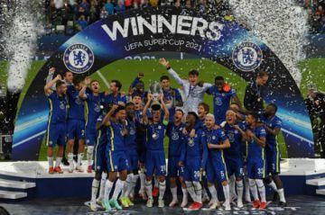 Chelsea atrapa la Supercopa de Europa tras inclinar a Villarreal en penales