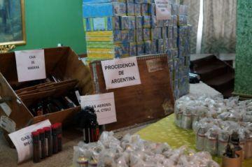 Ya son dos los jueces argentinos que se declaran incompetentes en caso sobre material enviado a Bolivia