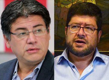 """Fiscalía prevé citar a declarar a Samuel Doria Medina y Jerjes Justiniano por el caso """"golpe"""""""