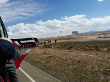 """GIEI presentará en Sucre investigación sobre """"Caravana del Sur"""" de 2019"""