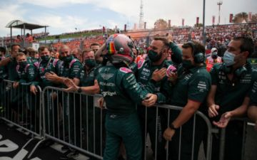 Sao Paulo habilita aforo completo para Gran Premio de Fórmula Uno