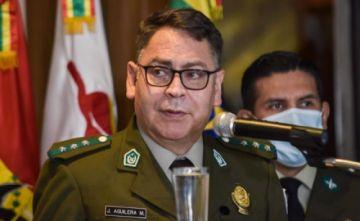 Para el Comandante, la quema de unidades policiales sería un caso que no se puede resolver