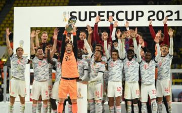 El Bayern, liderado por Lewandowski, conquista la Supercopa de Alemania