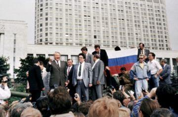Hace 30 años, un fallido golpe de Estado provocaba el fin de la URSS