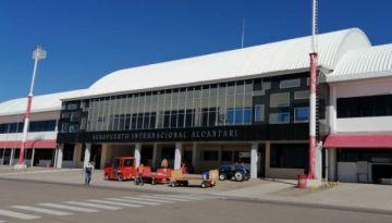 Operaciones parciales en Alcantarí por paro en otros aeropuertos