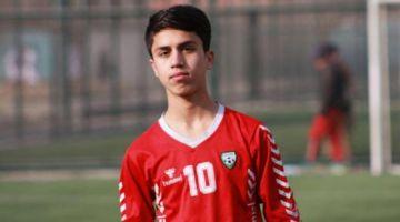 Fallece un joven futbolista afgano al tratar de huir del país en avión