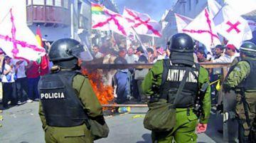 La CIDH admite investigar las muertes de La Calancha