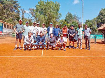 Lanzan I Versión del Potosina Open de Tenis