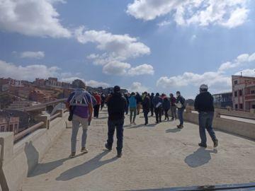 Alcaldía iniciará pruebas de carga en puente Tintamayu desde el martes