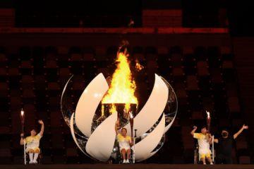 Los Juegos Paralímpicos de Tokio son oficialmente inaugurados por el emperador Naruhito