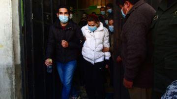 """Defensa de Áñez opta por la Corte IDH y pide """"medidas cautelares"""""""
