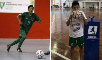 Fallece Kevin Magne, joven promesa de la Selección Boliviana de Futsal