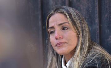 """Ribera expuso """"trato inhumano"""" que recibe Áñez ante la presidenta y tres integrantes de la CIDH"""