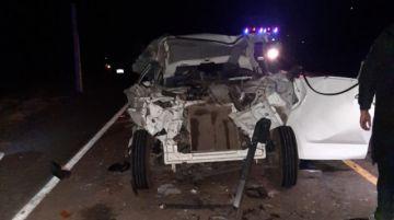 Choque de vehículos en la ruta Potosí-Sucre deja un muerto