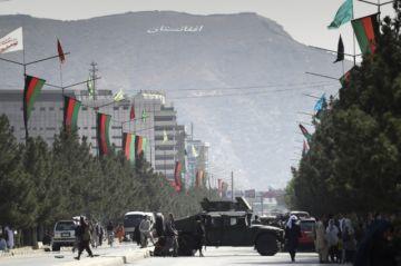 Reportan una explosión en Kabul
