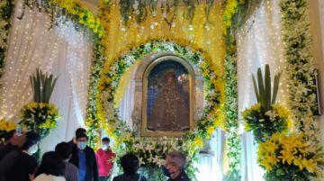 Se inician los actos de devoción a la Virgen de Guadalupe, patrona de los chuquisaqueños