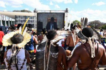Corte suprema de Brasil retoma juicio clave sobre tierras indígenas