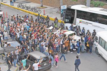 Messi moviliza a Caracas