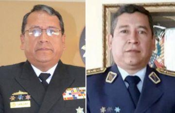 """Exjefes militares presentan el libro y declaraciones de Evo para desvirtuar acusación en caso """"golpe"""""""