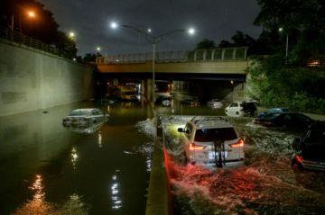 Siete muertos tras súbitas inundaciones en Nueva York provocadas por tormenta Ida
