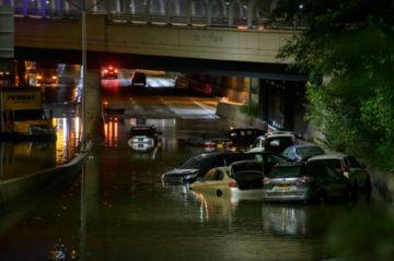 Al menos 44 muertos por inundaciones en la región de Nueva York