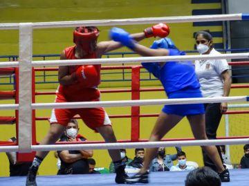 Nacional de Boxeo  arranca en Sucre con 8 selecciones