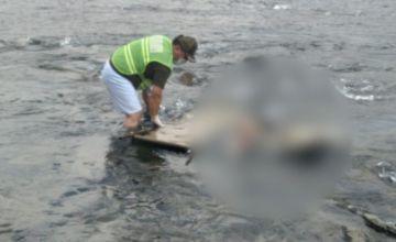 El niño hallado sin vida en un río tenía 6 años; la Policía apunta al descuido de los padres