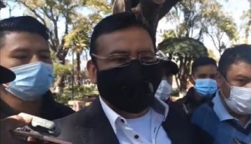 Nombran vicecónsul a Mauricio Pinaya, jefe del MAS Chuquisaca