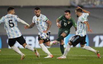 EN VIVO Argentina 3 - Bolivia 0