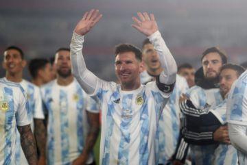 Messi supera récord de Pelé con su hat trick a Bolivia