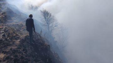 Bolivia registra más de 1,65 millones de hectáreas quemadas en lo que va de 2021