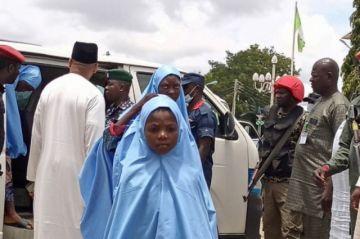 Liberan a decenas de estudiantes secuestrados en el noroeste de Nigeria