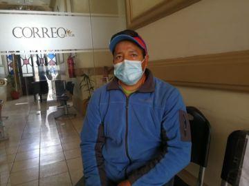 Esposo de una de las víctimas del accidente de Chataquila pide ayuda para encontrar trabajo