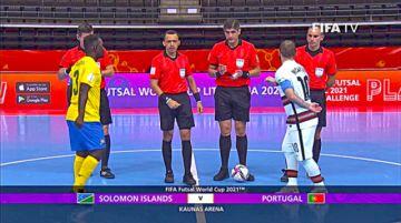 Chuquisaqueño se estrena en el Mundial de Futsal