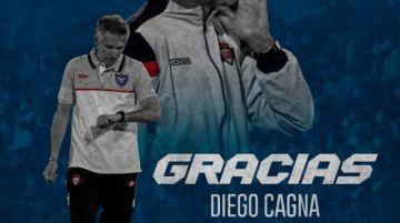 Otra víctima del Inde: Wilster despide a Diego Cagna