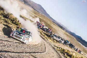 Sucre asiste al Rally Oruro