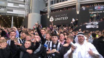 Newcastle pasa bajo pabellón saudita y entra en una nueva dimensión