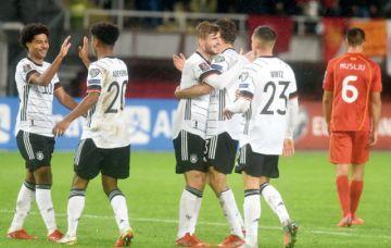 Alemania, primera clasificada a Qatar 2022