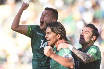 Bolivia golea a Paraguay y sueña con clasificar al Mundial de Qatar 2022