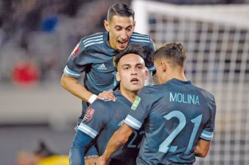 Argentina sufre para ganar