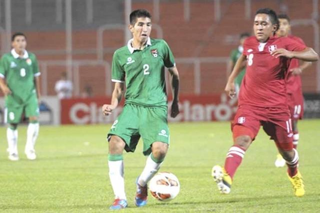 Bolivia sorprende a Chile en el Sudamericano Sub-17
