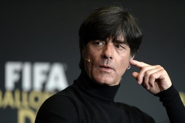 Löw renueva como seleccionador alemán hasta 2018