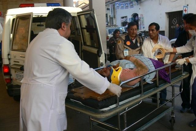 Confirman siete muertos y 33 heridos tras accidente
