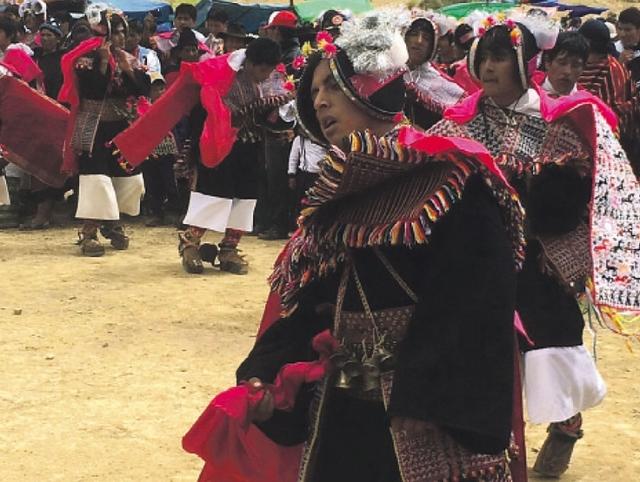 Tarabuco se alista para vivir el Pujllay