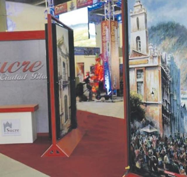 Presentan a Sucre como sede de la FIT en un acto en La Paz