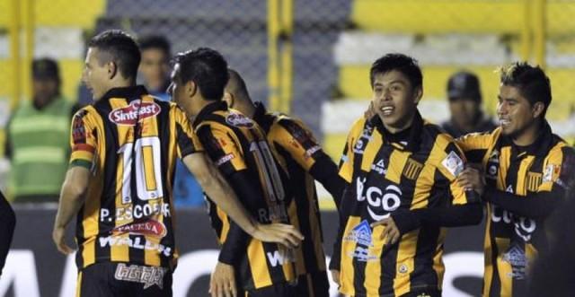 El Tigre aplastó a Sport Boys en La Paz
