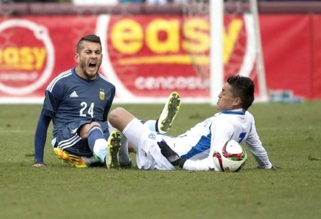 Sin Messi, Argentina vence a El Salvador