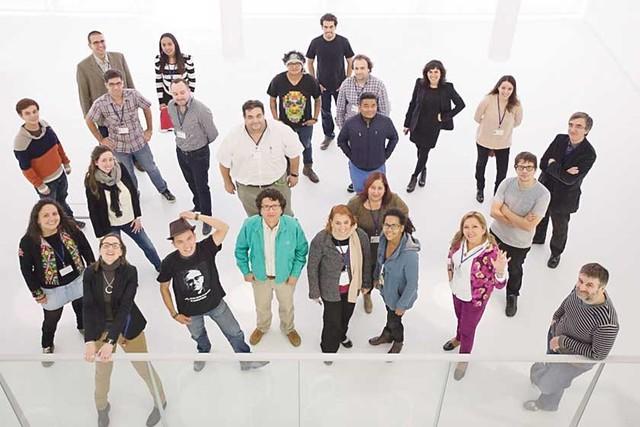 Proyecto cultural de boliviana brilla en cita española
